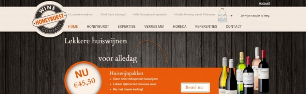 professionele marketing webshop